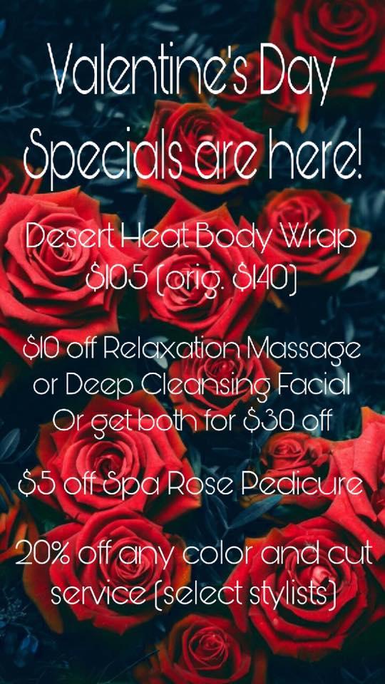 Salon special